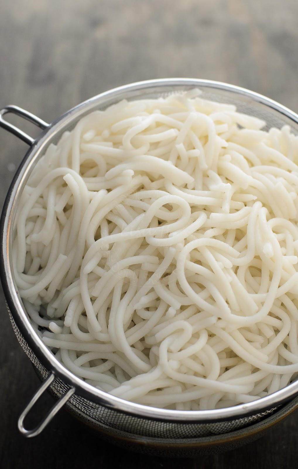 Homemade Rice Noodles image