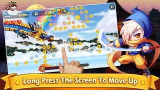 Download Sprint Ninja APK v1.0.4 Terbaru 2016 - Game Petualangan Android Terbaik