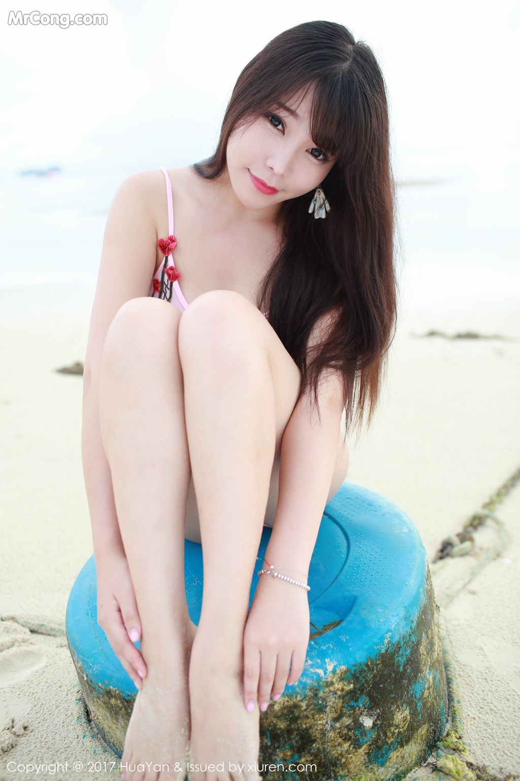Image HuaYan-Vol.044-Booty-Zhizhi-MrCong.com-004 in post HuaYan Vol.044: Người mẫu Booty (芝芝) (62 ảnh)