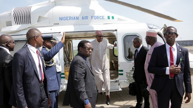 Buhari extends London trip by 4 days