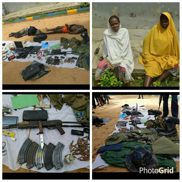 Police Arrest 5 Suspected Boko Haram Terrorists In Kano State