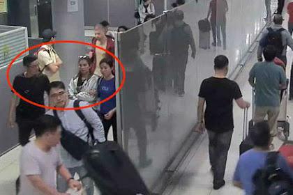 Detik-detik Wisatawan Perempuan Diculik di Dalam Bandara