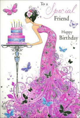Birthday Cake For Best Friend Female Images : Happy Birthday Wishes For Best Friend quotes