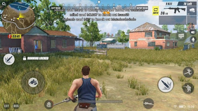 Cara Main Rules of Survival di PC tanpa Emulator - 60+