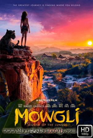 Mowgli La Leyenda De La Selva [1080p] [Latino-Ingles] [MEGA]