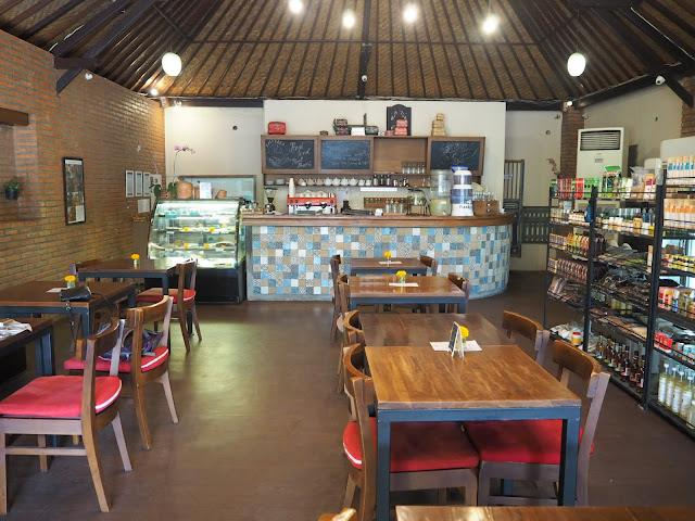Produk Organik di Bali