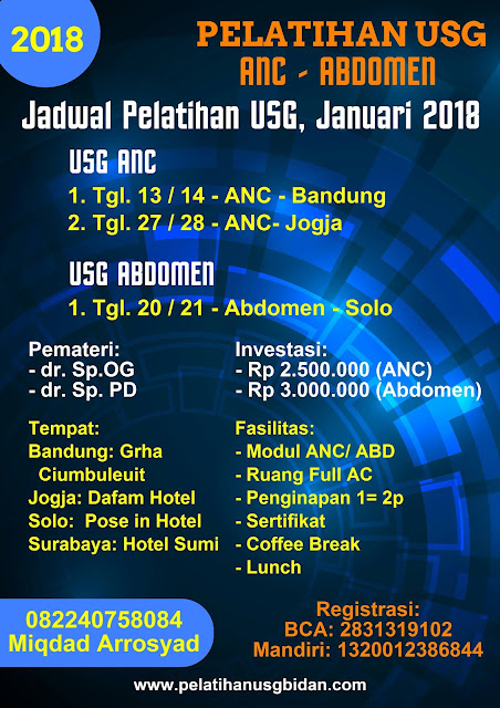 Pelatihan USG Surabaya | Kursus USG Surabaya