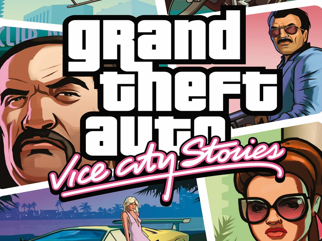 Download GTA Vice City Stories For PSP ISO