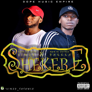 DOWNLOAD MP3: Simzy ft. Baeken – Shekere