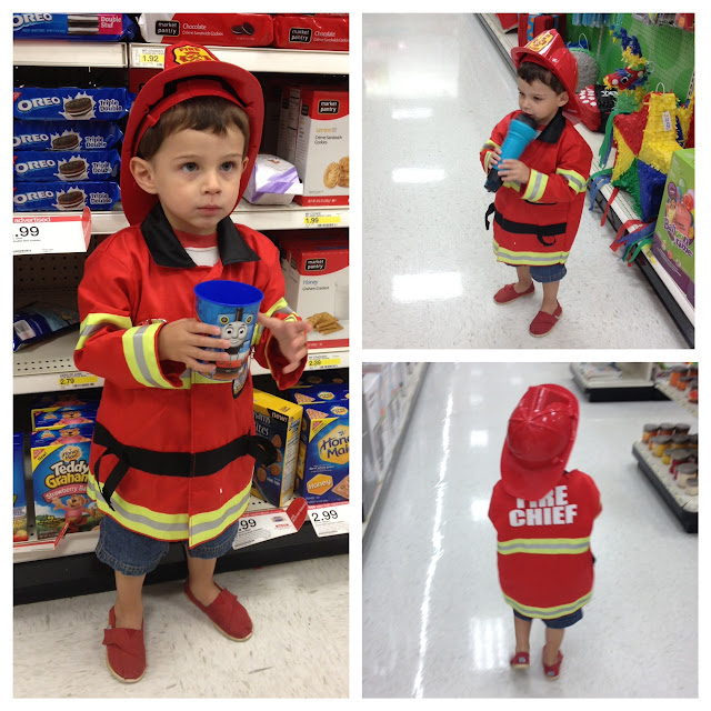 Hello Jack Blog: Product Love - Melissa & Doug Fire Chief Costume Set