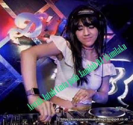 Aisyah Jatuh Cinta pada Jamilah DJ Akimilaku