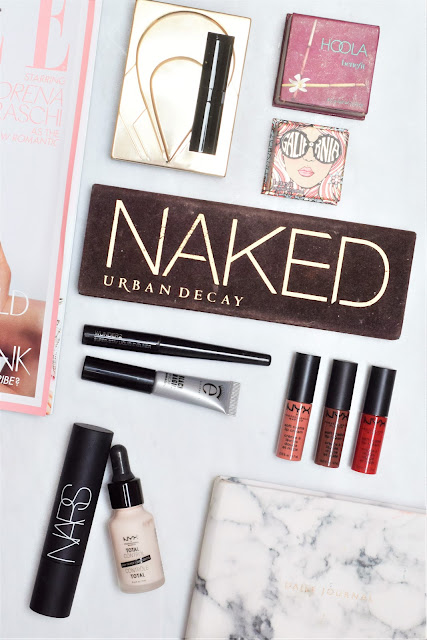 What's In My Travel Makeup Bag Feb 2018 - Life Of A Beauty Nerd