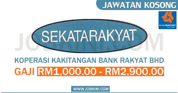 Koperasi Kakitangan Bank Rakyat Bhd