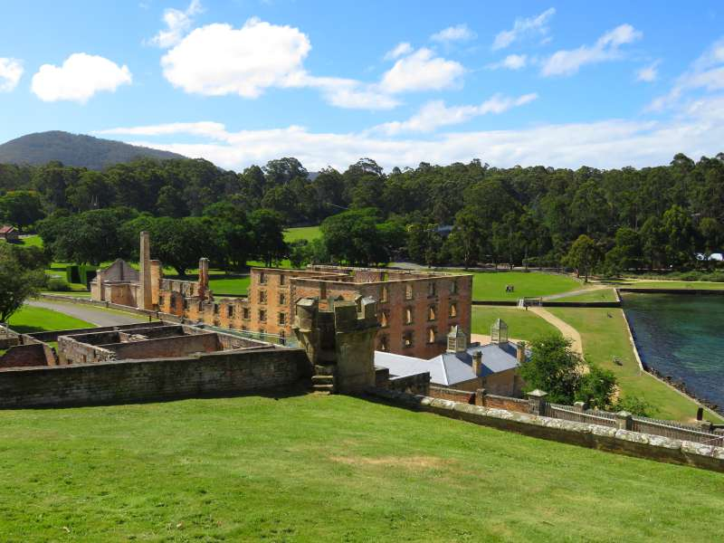 The Penitentiary, Port Arthur