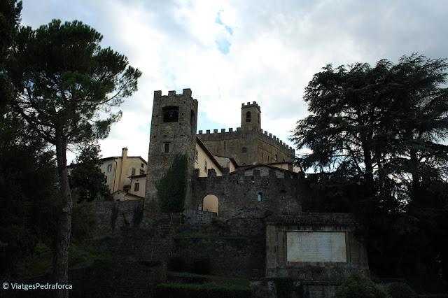 Parco Nazionale delle Foreste Casentinesi, Monte Falterona e Campigna, Itàlia, senderisme