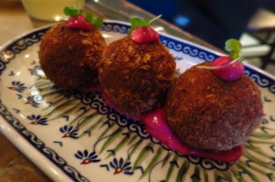 Melbourne, After The Tears, crispy rice balls