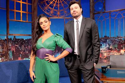 Daya e Danilo (Crédito: Lourival Ribeiro/SBT)