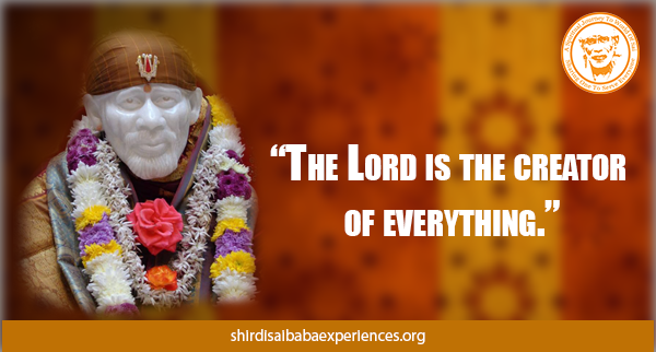 Shirdi Sai Baba Blessings - Experiences Part 2604