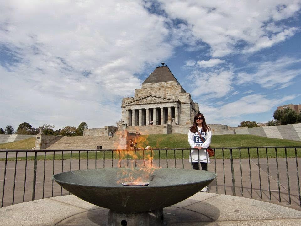 [澳洲工作假期系列] 墨爾本 戰爭紀念館 Shrine of Remembrance 5