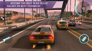 تحميل لعبة carx highway racing مهكره ميديا فاير