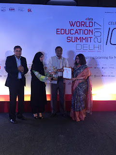 "Mussoorie International School conferred with the award for ""Best Innovation in Pedagogical Practices"" at the 10th World Education Awards 2017"