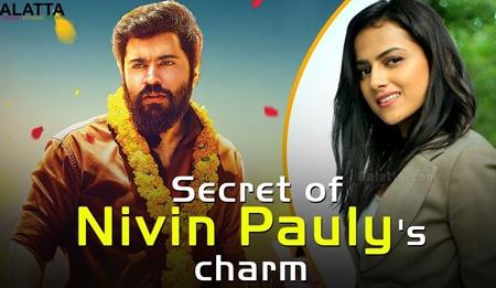 Secret of Nivin Pauly's charm – Shraddha Srinath reveals