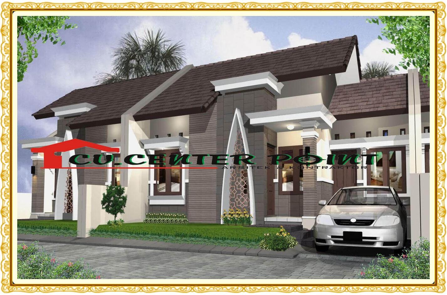 Gambar Desain Rumah Minimalis 2 Lantai Cluster  Wallpaper