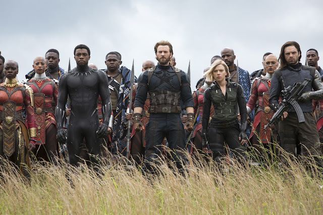 WATCH: Here's the Latest AVENGERS: INFINITY WAR Trailer and is it EPIC!