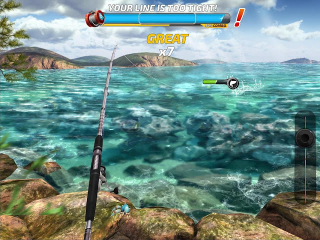Fishing Clash: Fish Game 2017 – Simulator Perikanan