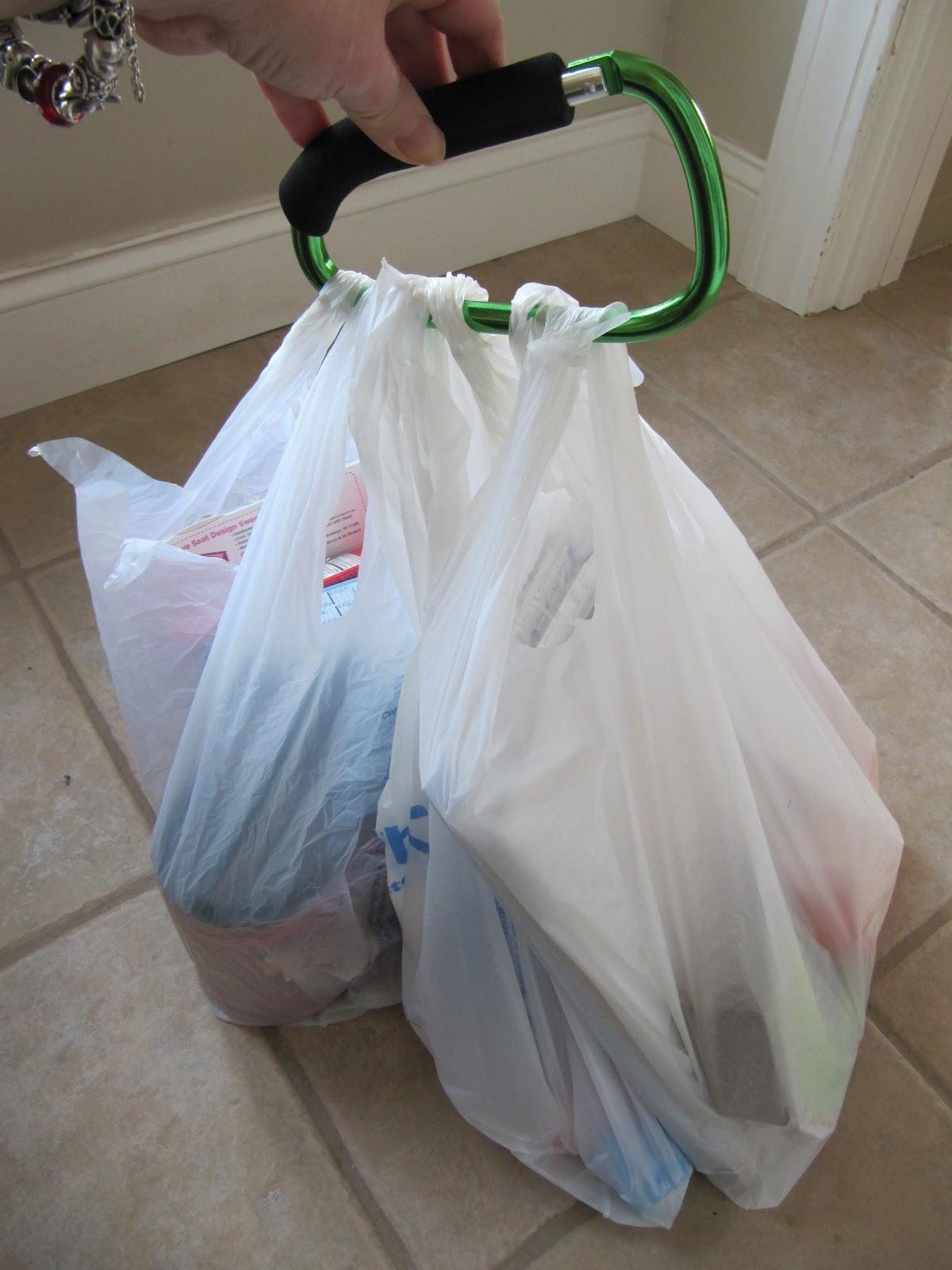 Carabiner Bag Holder