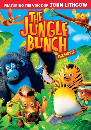 The Jungle Bunch [2017] [DVDR] [NTSC] [Latino]