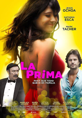 La prima [2018] Final [NTSC/DVDR] Español Latino
