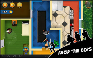 Robbery Bob Free V1.0.6 Mod Apk + Sd Data Download Mod