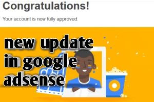 Google Adsense New Update November 2018 In Hindi