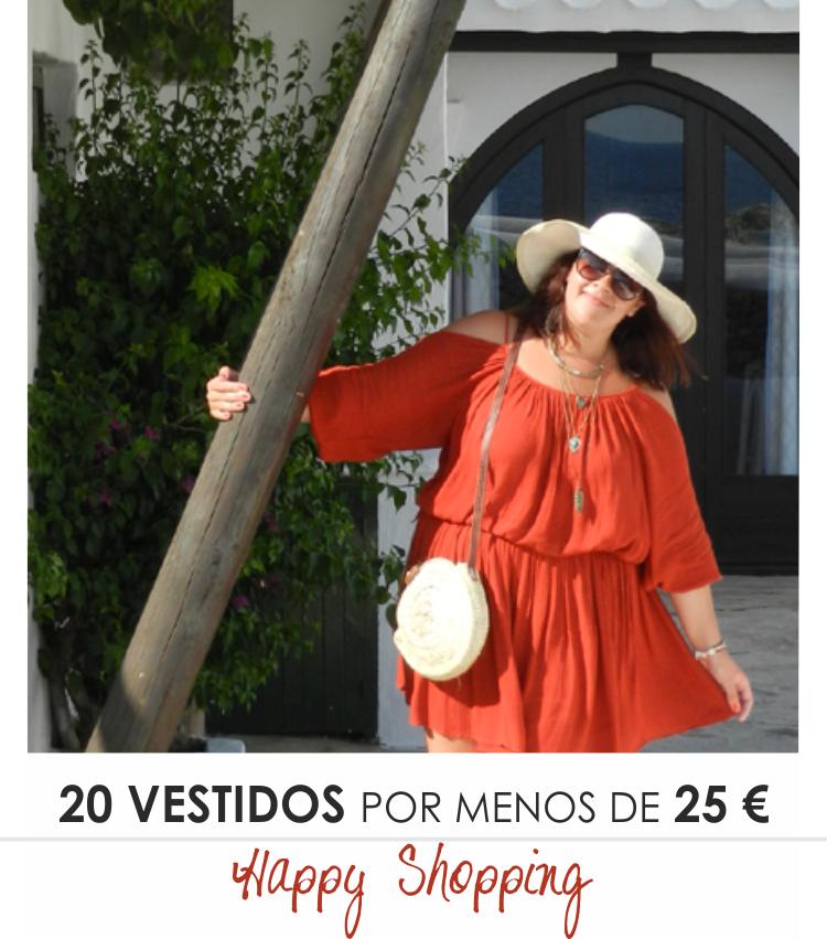 REBAJAS ¡20 vestidos plus size por menos de 25 euros!