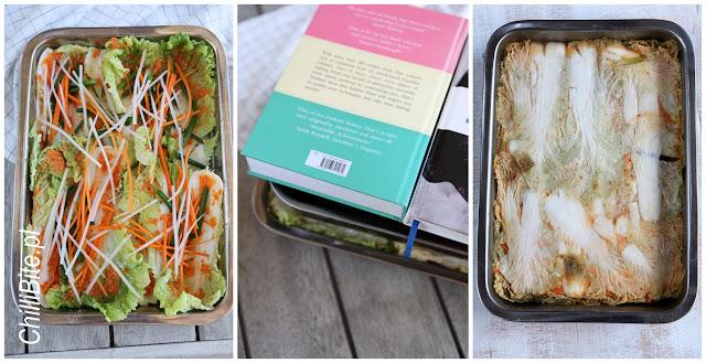 wegańskie kimchi ekspresowe