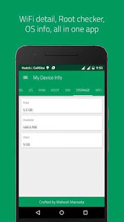 My Device Info for Android