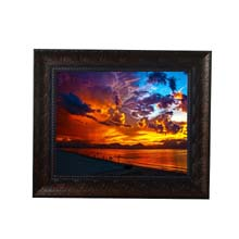 Golden Sunset Wall Frames, Nigeria