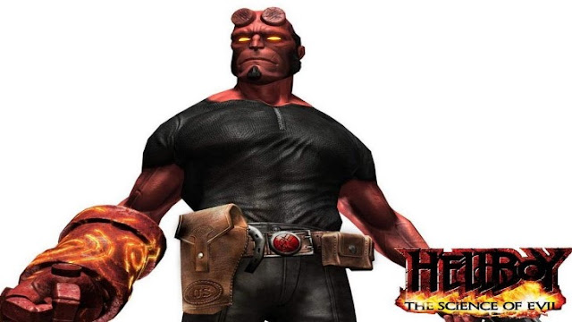 Hellboy The Science Of Evil PPSSPP