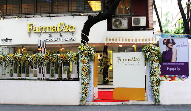 FarmaVita launches its first Professional Salon and Academy in Mumbai, India