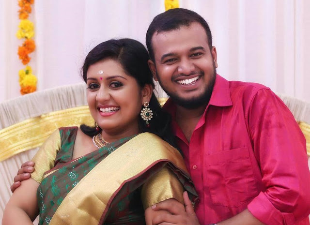 Actress Sarayu marriage
