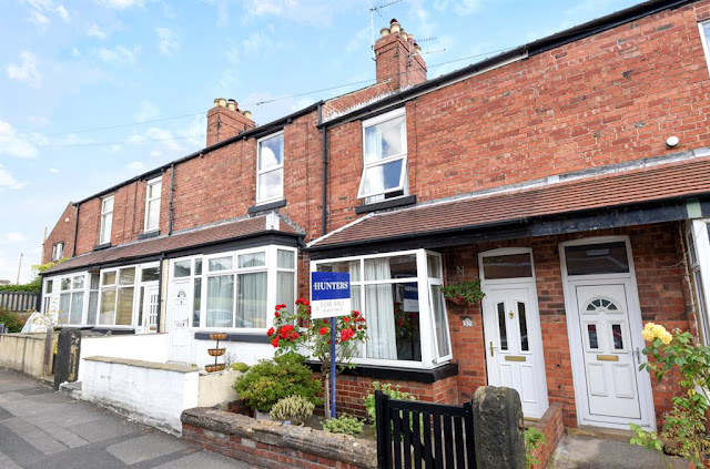 Harrogate Property News - 3 bed terraced house for sale Regent Place, Harrogate HG1