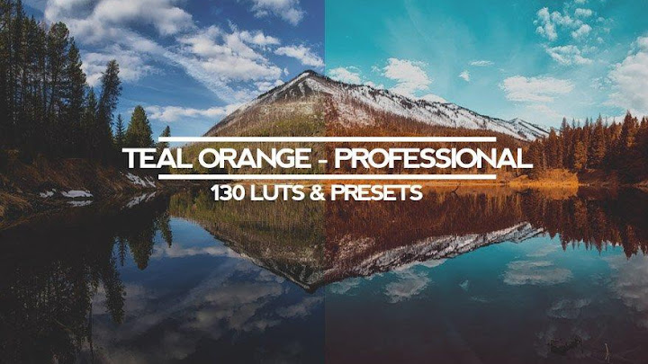 Free Download Preset RMN Soft Teal and Orange for Lightroom