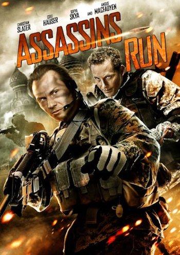 Assassins Run 2013 Dual Audio Hindi Full Movie Download