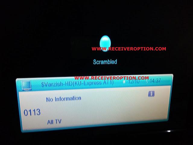 OLD MODEL ECHOLINK REBORN HD RECEIVER BISS KEY OPTION