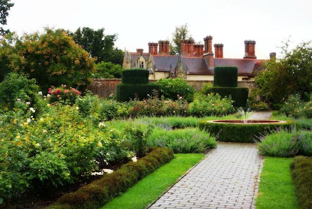Borde Hill English Garden