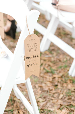reserved seats for mother of groom