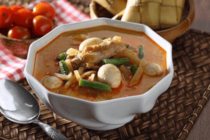 Resep Masakan Sayur Lodeh Nusantara