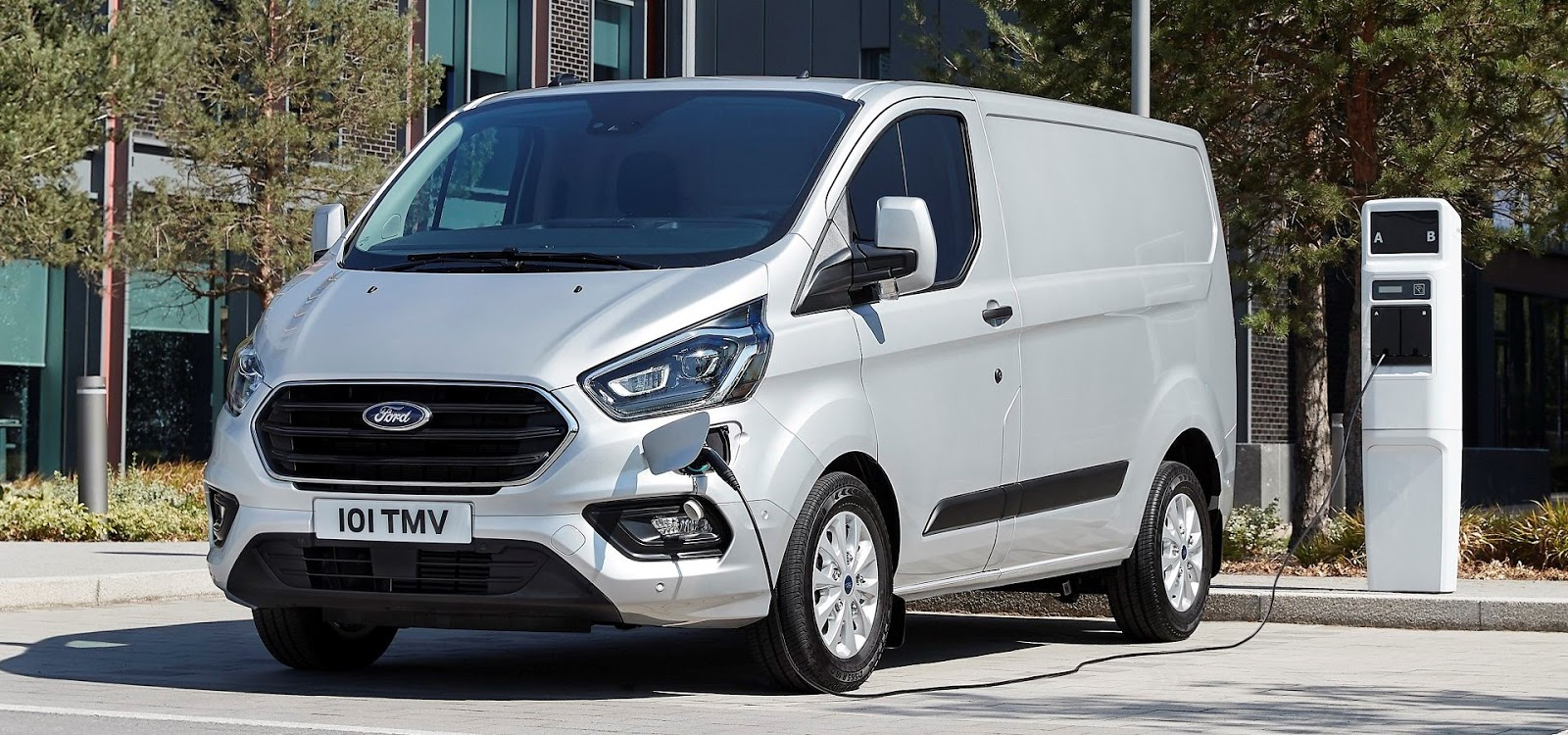 Ford All New Transit Two Tonne Connect And Custom Vans Ms Blog