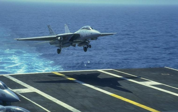 US Navy working on mostly automated 'Magic Carpet ...